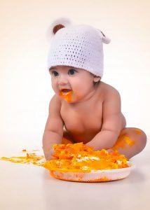Stimulation for babies.