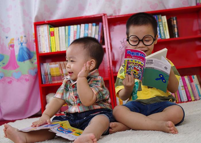 Stimulating language in children.